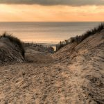 Shirdley Hill Sand forms the dunes at Formby