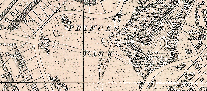 Plan of Liverpool – South Sheet (1890)