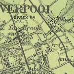 Environs of Liverpool – Royal Atlas of England and Wales (1898)