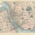 Bacon's Environs of Liverpool (1885)