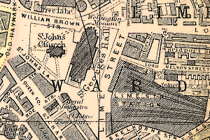Historic Liverpool Historic Liverpool - Where to buy antique maps