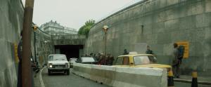 Photo of disused Queensway Tunnel entrance, Rendel Street, Birkenhead