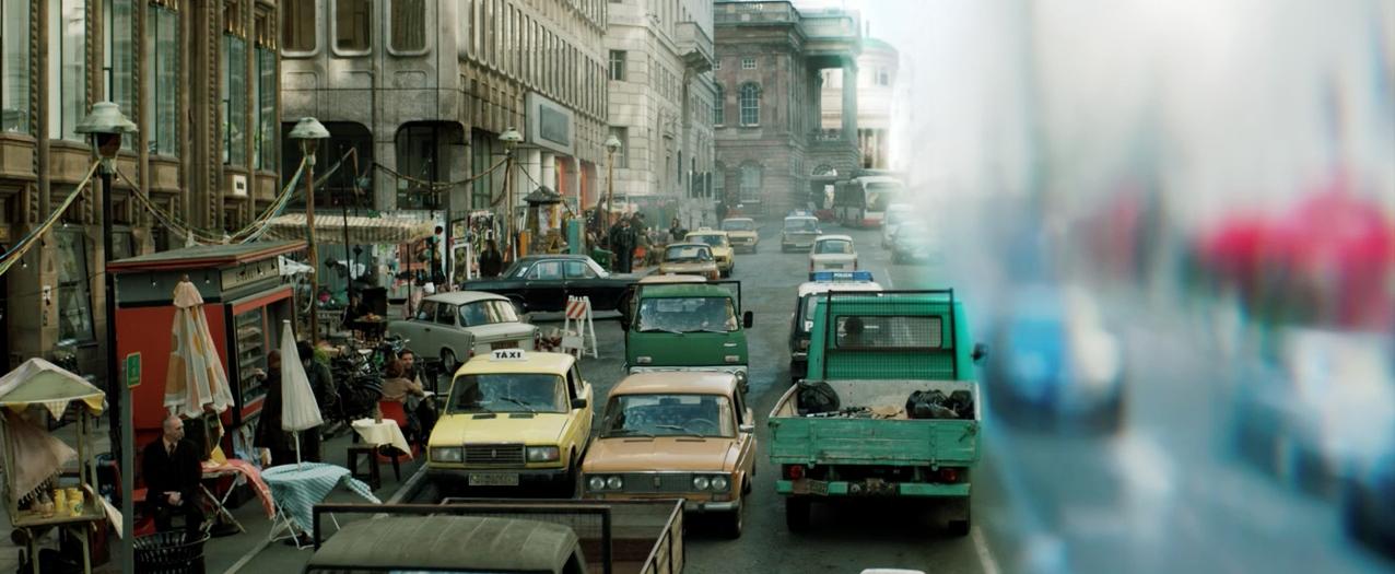 Photo of Water Street as Ul Qoma