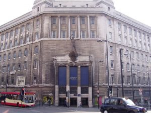 Photograph of Lewis's department store, Liverpool