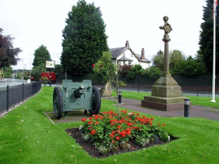 Photograph of Hale's War Memorial