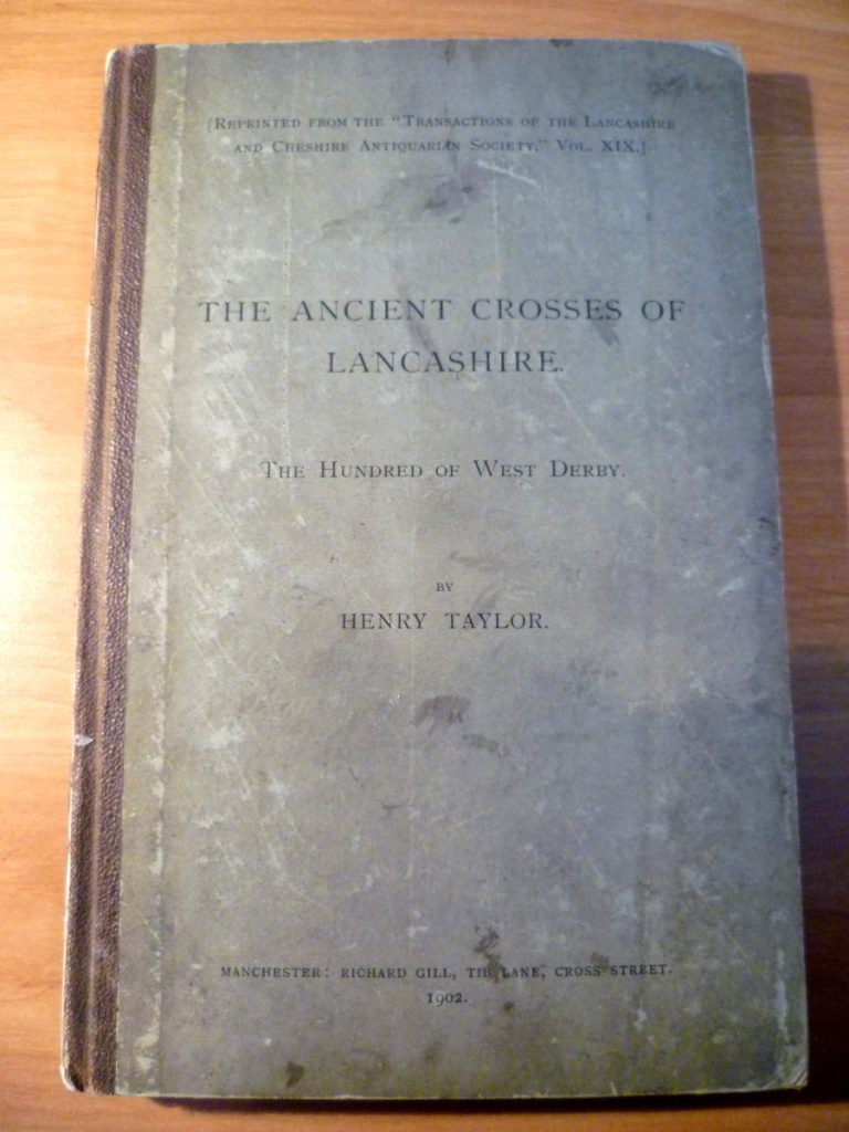 Cover of the book Ancient Crosses of Lancashire by Henry Taylor