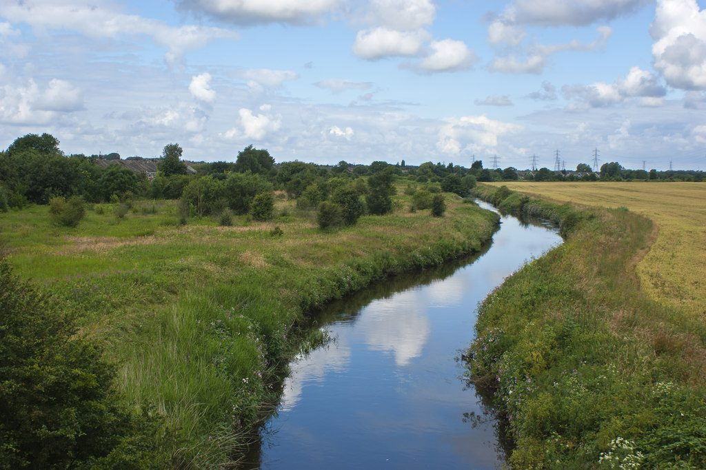 Photograph of the River Alt, by Ian Greig