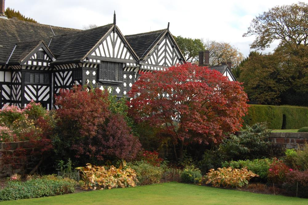 Photograph of Speke Hall, Liverpool