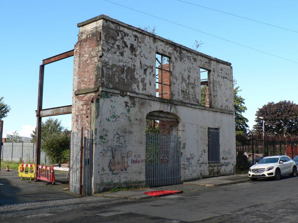 Photograph of Joseph Williamson's House