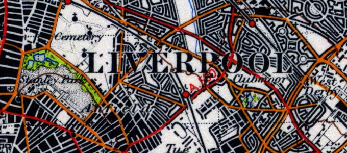 Old maps from the National Library of Scotland • Historic Liverpool